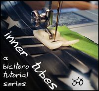 Inner tube craft tutorials How to for re-using inner tubes...a whole series very interesting