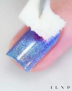 unicorn nail art for kids . unicorn nail art step by step . Nail Art Designs Videos, Nail Art Videos, Nail Polish Designs, Cute Nail Designs, Nail Art Hacks, Nail Art Diy, Diy Nails, Glam Nails, Beauty Nails