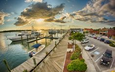 America's Favorite Towns | Travel + Leisure