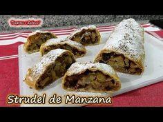 YouTube Barbacoa, Apple Recipes, Macaroons, Food And Drink, Banana, Maria Jose, Ethnic Recipes, Youtube, Spices