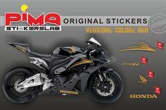 Adesivi Stickers moto motorcycle Honda 600 CBR di PIMAstickerslab