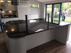 Can provide you the Granite Installation that you may be looking for. We will transform your old kitchen into a contemporary looking one. Granite Installation, Old Kitchen, Bathtub, Canning, Contemporary, Standing Bath, Bathtubs, Bath Tube, Home Canning