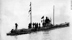WWI German U-Boat Found: The crew of the research ship HNLMS Snellius hoped they'd found a Dutch submarine that disappeared in 1940
