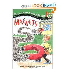 Magnets--- atoms- defy gravity---magnetism