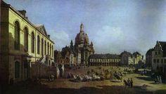 Bernardo Bellotto ~~ Venice 1721 ++ Warsaw 1780