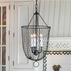 What a great alternative to the glass globes that I have that looks like this.  I am forever having to take the delicate glass down and clean.  No more cleaning!!!!