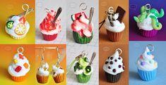 Cupcake Anhänger