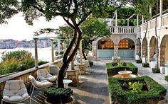 Ceremony - The Gardens at the Grand Villa Argentina Dubrovnik, croatia