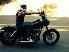 2014 Street Bob Vance and Hines Exhaust