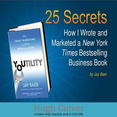 """Are you aspiring to become a best-selling author one day? Unfortunately, the road to being one of the best in the """"authordom"""" is laden with so many challenges. Fortunately, Jay Baer has published a book for dummies that's especially written to inspire and guide aspirants like you! Read my blog to learn more about Jay's secrets!"""