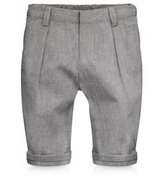 BABY DIOR - Grey cotton trousers