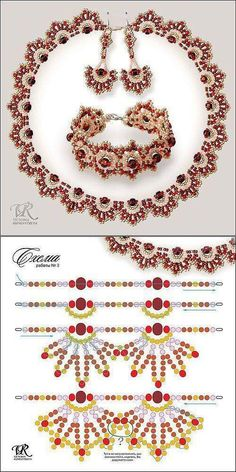 Jewelry Making For Beginners Best Seed Bead Jewelry 2017 - схемы (для бисера. Seed Bead Necklace, Seed Bead Bracelets, Seed Bead Jewelry, Bead Jewellery, Jewellery Shops, Wire Jewelry, Jewelry Stores, Jewelry Kits, Paper Jewelry