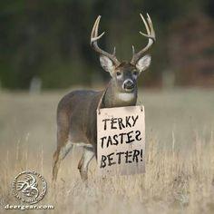 Terky tastes better!