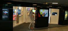 IBM Client Center Milano Ibm, Flat Screen, Blood Plasma, Flatscreen, Dish Display
