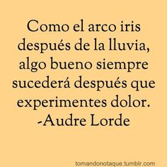 Frase Celebre de -Audre Lorde