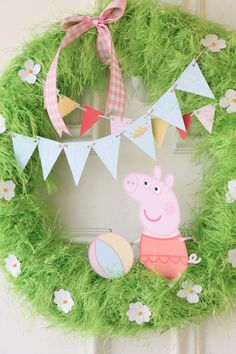 Cute Peppa Pig Party