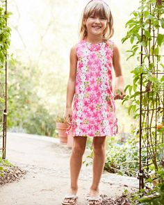 Little Lilly Shift Dress by Lilly Pulitzer® - Garnet Hill