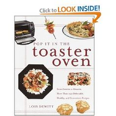 more toaster oven recipes!
