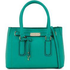 ALDO Nessmith ($50) ❤ liked on Polyvore featuring bags, handbags, purses, turquoise, blue purse, blue evening bag, imitation handbags, special occasion handbags and evening handbags