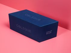 Oblique for Paul Smith by Graphical House