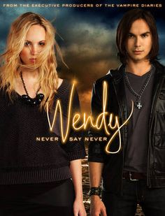 Wendy - Web Series. Well produced and acted six-episode series that's a twist on Peter Pan. Paranormal, interesting, and definitely worth watching.