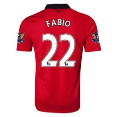 camisetas Fabio manchester united 2014 primera equipacion http://www.camisetascopadomundo2014.com/