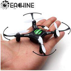 2016 wie Verkauf Eachine H8 Mini Headless Modus 2,4G 4CH 6 Achse 360 660-grad-drehung RC Quadcopter RTF Schwarz Weiß Fernbedienung Spielzeug