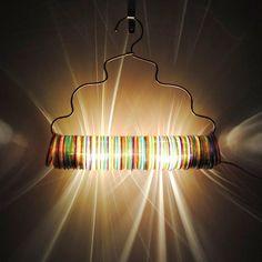 Jaipur Choori Lamp - In MultiColor