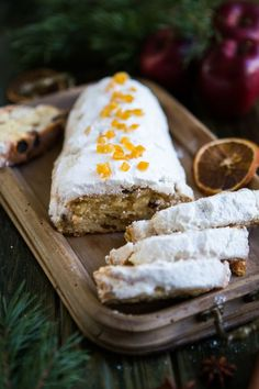 Christmas Sweets, Christmas Cooking, Baking Recipes, Cake Recipes, Dessert Recipes, Sweet Desserts, Sweet Recipes, Czech Recipes, Easter Celebration