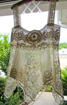 Victorian Style Lace Camisole