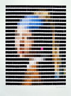 Vermeer - La ragazza con l'orecchino di perla