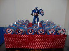 Festa temática com o tema   Os Vingadores       Festa Os vingadores - Convites           http://personalizandofestas.blogspot.com.br/2013...