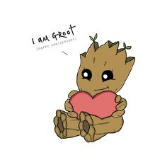 Groot on Amazon