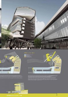 Honorable Mentioned entry in Competition for Taiwan Center for Disease Control by Studio Shift