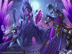 World of Warcraft Draenei Mage