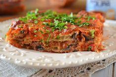 Amandine - Retete culinare by Teo's Kitchen Meatloaf, Mozzarella, Eggplant, Lasagna, Nutella, Panna Cotta, Gem, Chicken, Ethnic Recipes