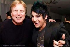 Tweet by Dad Eber @milestougeaux: @Chelsea Bono Press calls you flamboyant singer instead of openly gay singer now. Next year I guessing it'll be impetuous. Or polychromatic.   (Pic Not Tweeted by Eber; 2010 Photo by Lee Cherry) Souce: Adam Lambert Fan club