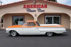 1960 Chevrolet El Camino..Re-pin...Brought to you by #CarInsurance at #HouseofInsurance in Eugene, Oregon