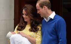 Say hello to Royal Baby :)