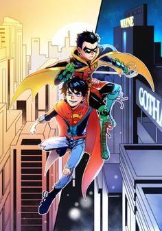 Super Brat & Baby Bat