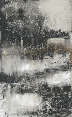 art journal - expression through abstraction — epiplecticpencil: Repeat - Graham McArthur Abstract Landscape, Landscape Paintings, Abstract Art, Abstract Paintings, Painting Art, Art Grunge, Contemporary Art, Modern Art, Encaustic Art