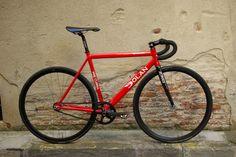 Red Dolan Pre Cursa - Pedal Room