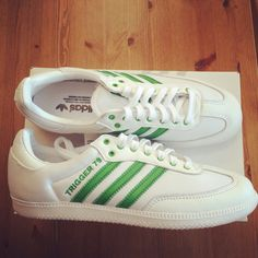 cde65b499e2b New personalised Mi Samba from Adidas