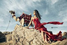 Fashion photography (by OJO photography - Egypt) Ancient Egypt Fashion, Sheer Clothing, Egypt Travel, Turquoise Water, Photos Of Women, Cleopatra, Roman Empire, Fashion Photography, Beautiful Women