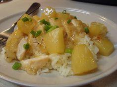 EAt iT uP-Hawaiian chicken & rice