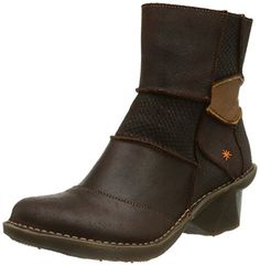 Art Amsterdam, Bottes Femme, Marron (Serraje Multi Leaves), 39 EU