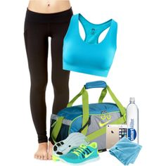 """G"" by icandontforget on Polyvore, green volt nike free 5.0 only $49, great site for half off nikes online"