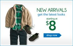 Toddler Boy Clothes & Shoes #CartersHoliday