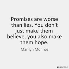 Quotes About Promises 6
