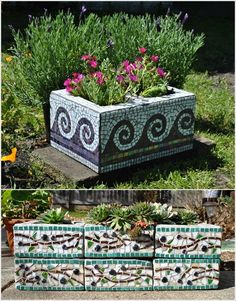 10 Concrete Block Decorations For Your Home Cupcakepedia